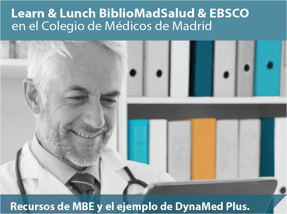 Learn Lunch BiblioMadSalud Ebsco